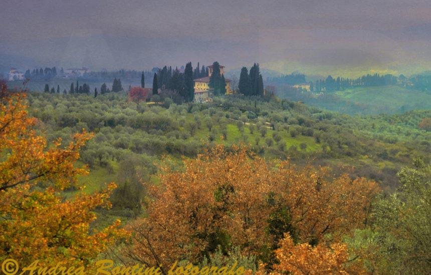 Paesaggio Villa Il Belvedere